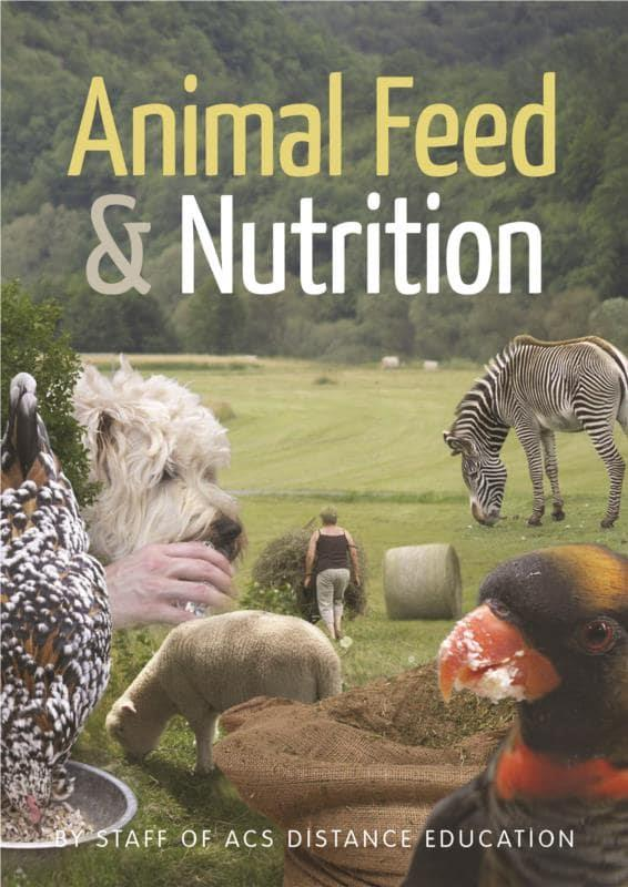 Animal Feed and Nutrition PDF eBook