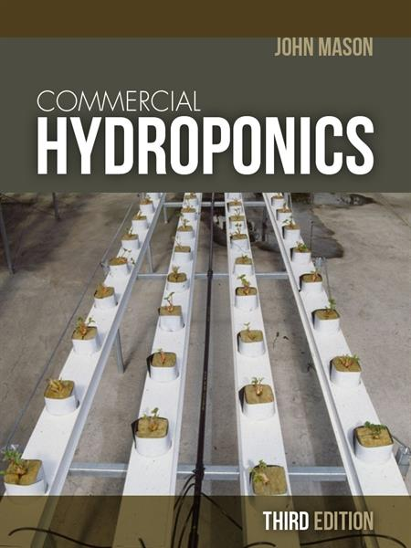 Commercial Hydroponics 3rd Ed - PDF ebook