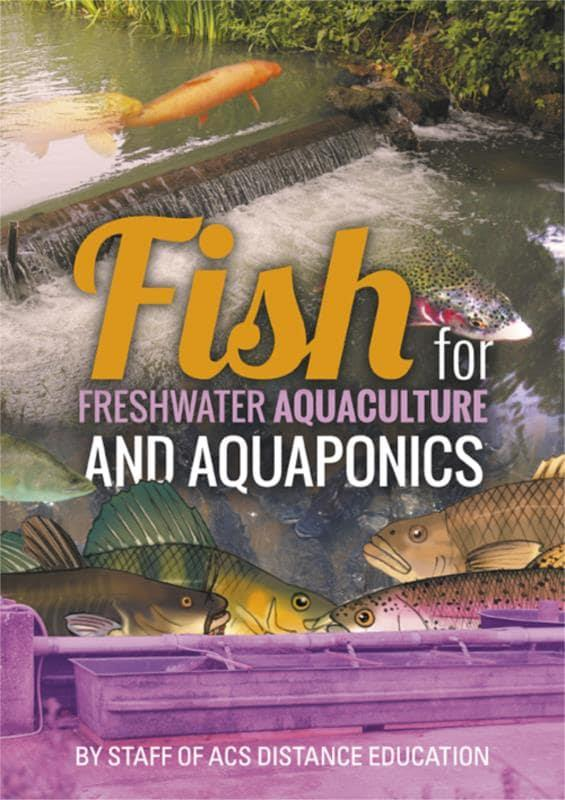 Fish for Freshwater Aquaculture and Aquaponics PDF eBook