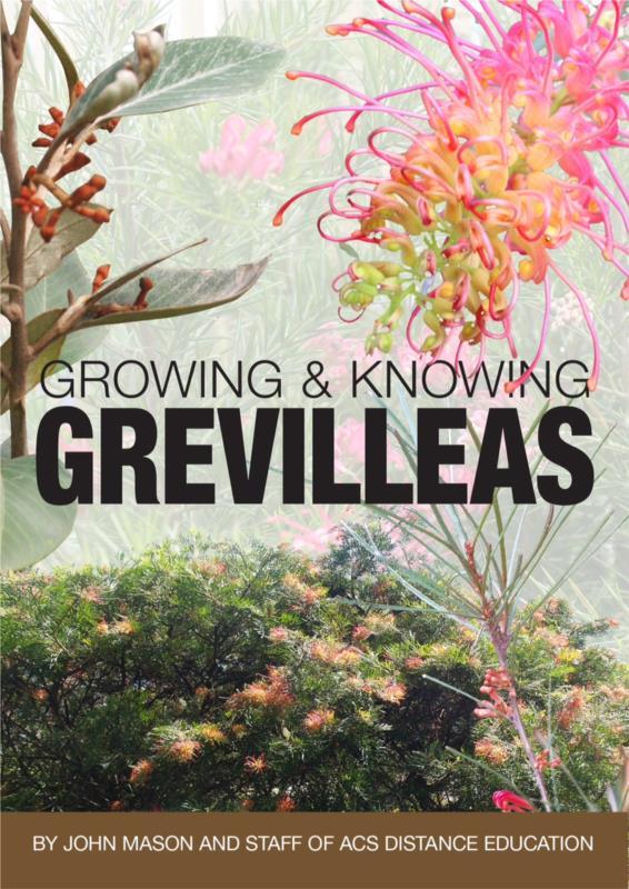 Growing & Knowing Grevilleas- PDF Ebook