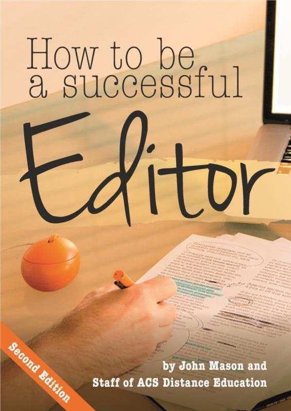 How to be a Successful Editor PDF eBook