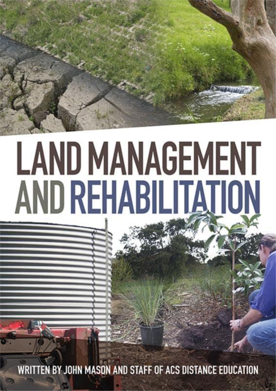 Land Management and Rehabilitation PDF eBook